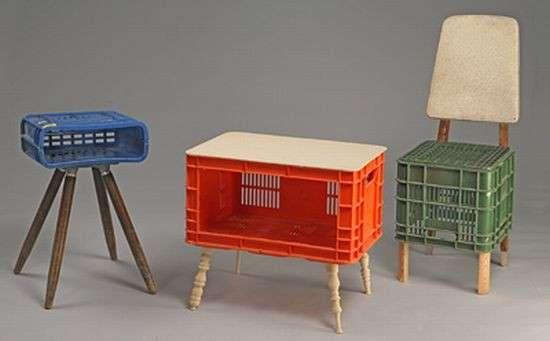 Complementi per la casa riciclo creativo