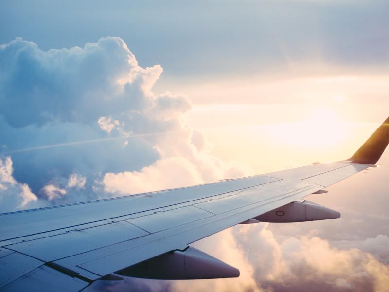 8 consigli per superare la paura di volare