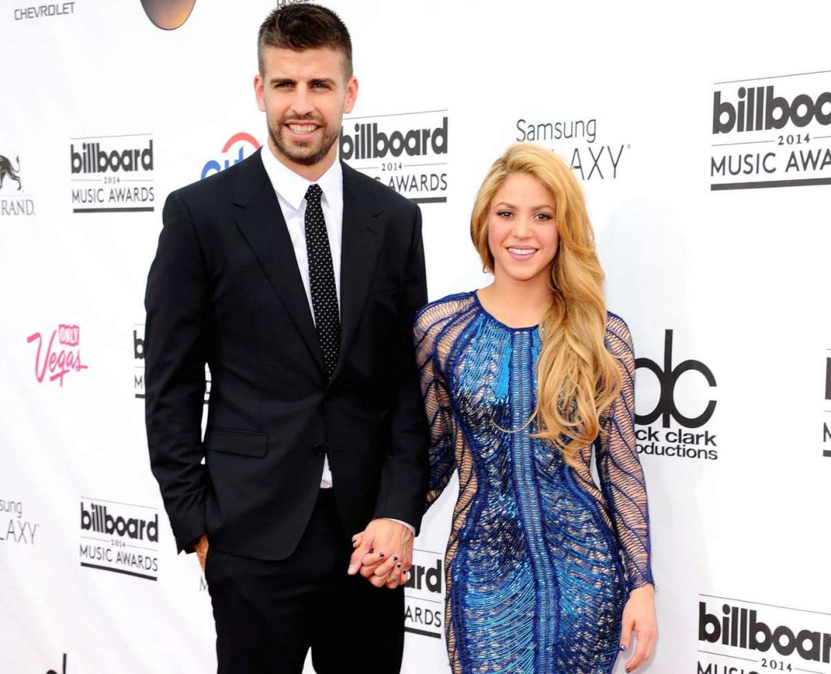 Shakira incinta di Gerard Piqué per la terza volta [FOTO]