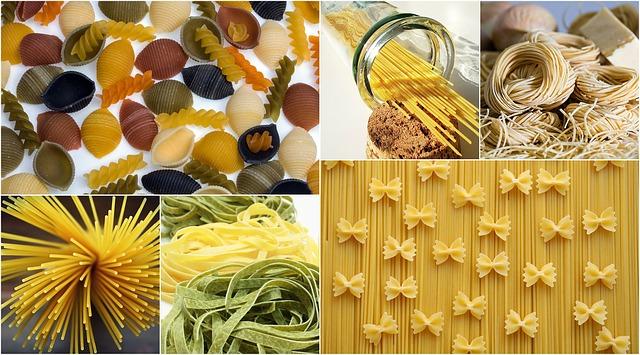 pasta ricette light