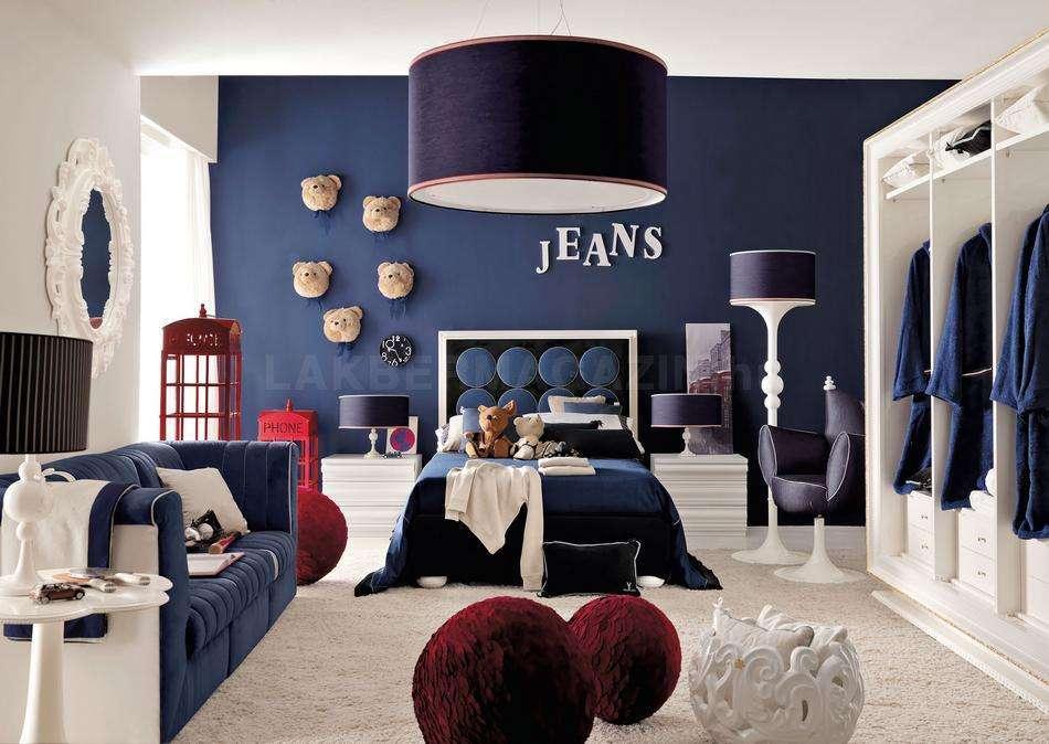 Arredare con il denim: i jeans per vestire la casa [FOTO]