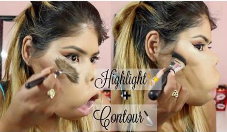 Marimar Quiroa beauty blogger