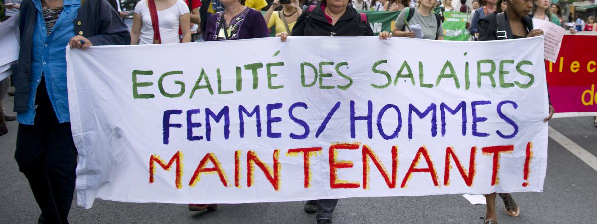 disparità salariale francia