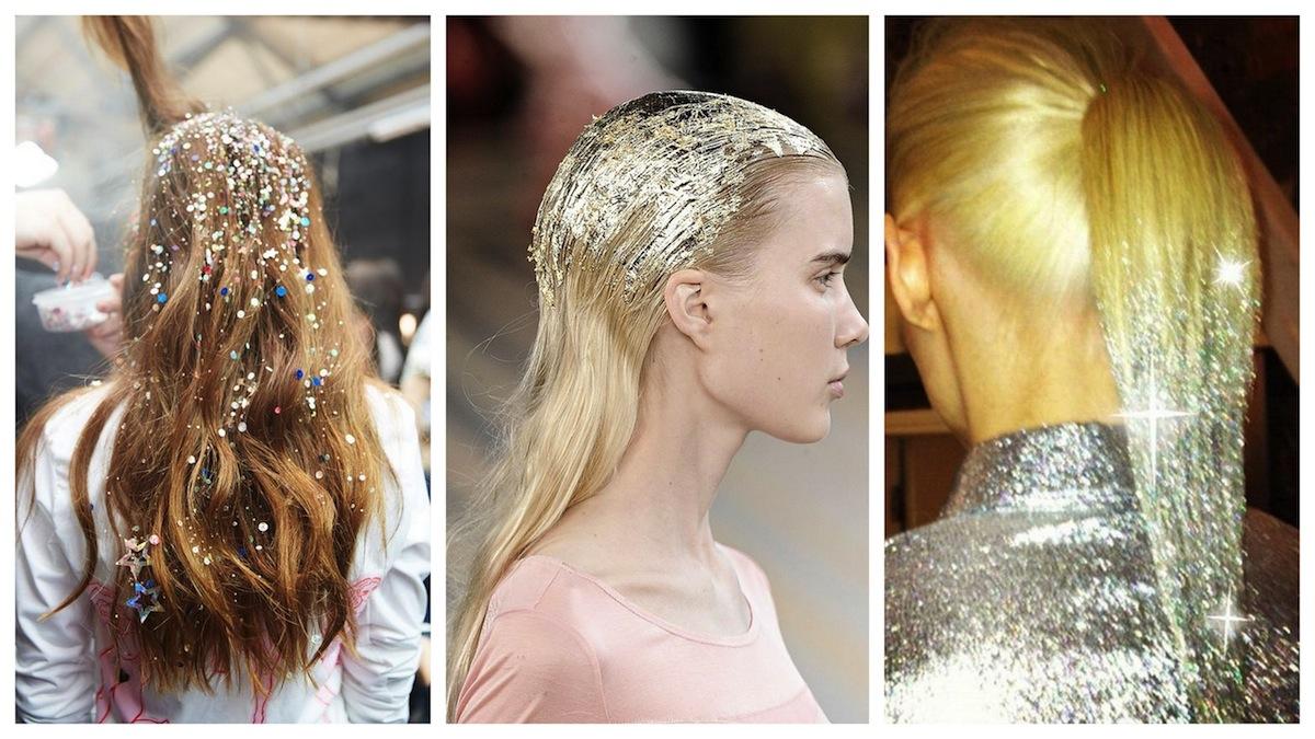 Capelli glitter