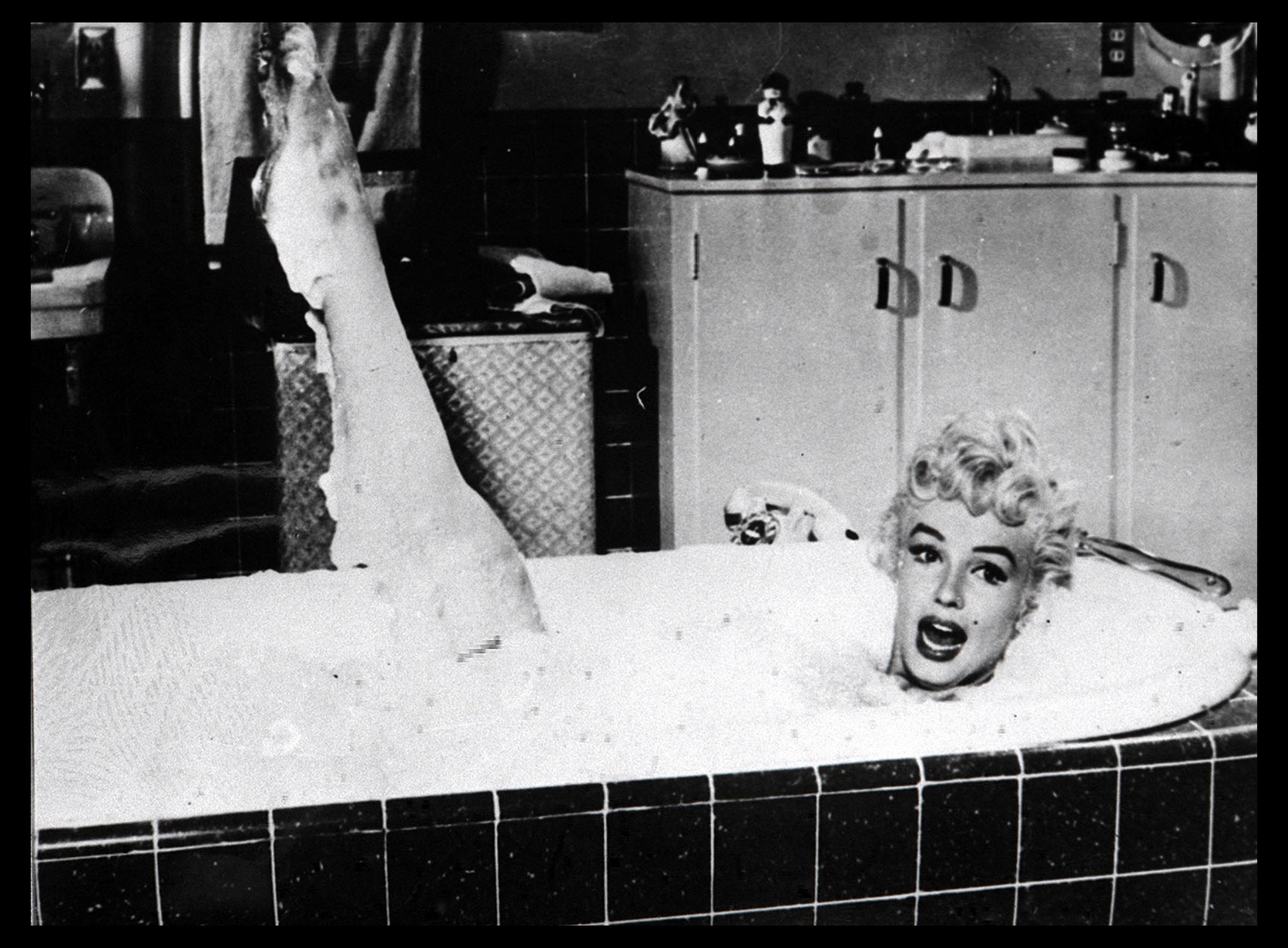 Marilyn Monroe , icona del Festival di Cannes 2012