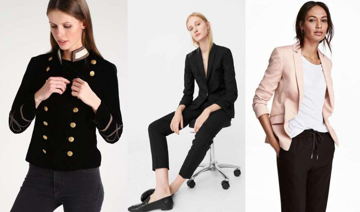 Blazer donna, i modelli più fashion per la Primavera/Estate 2017 [FOTO]