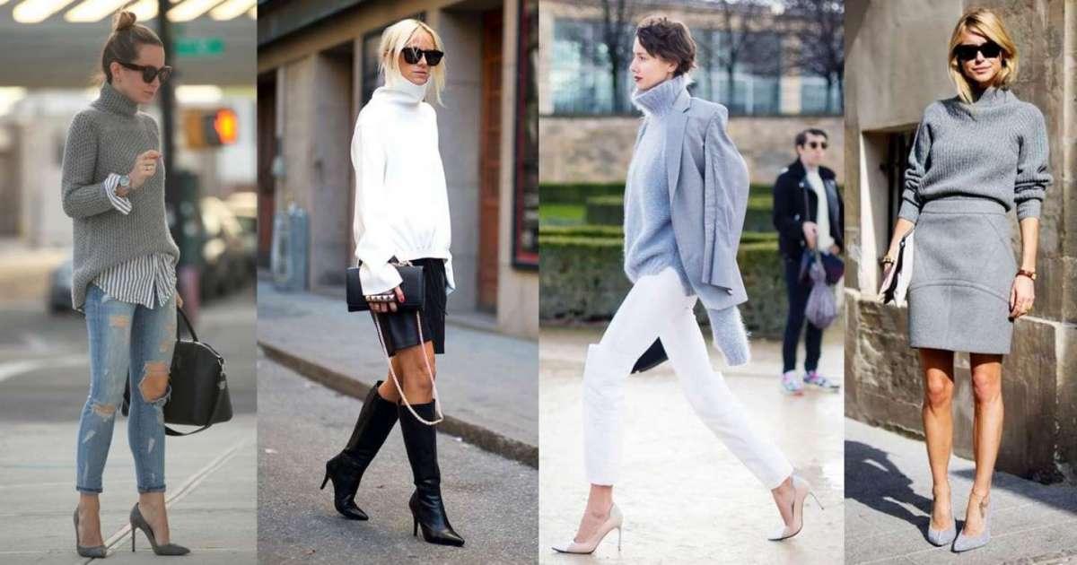Come abbinare i maglioni di lana, consigli per look di tendenza [FOTO]