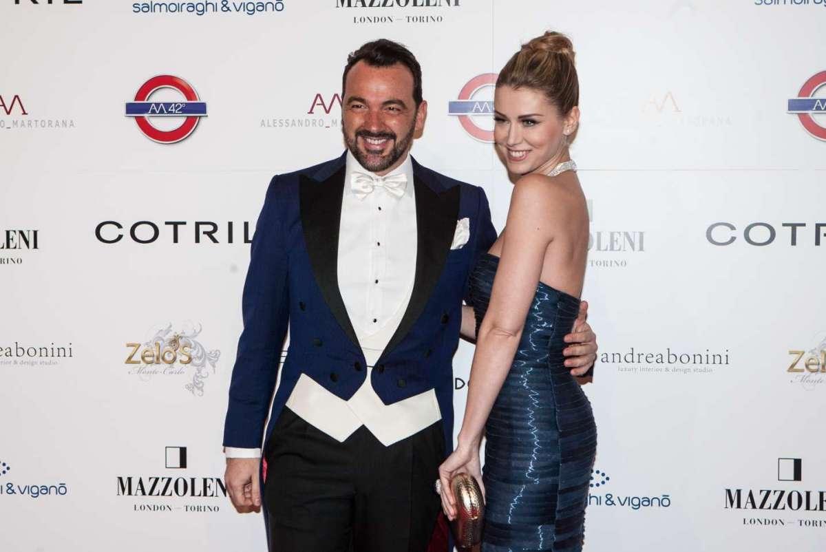 Elena Barolo e Alessandro Martorana