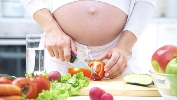 Dieta gravidanza menu
