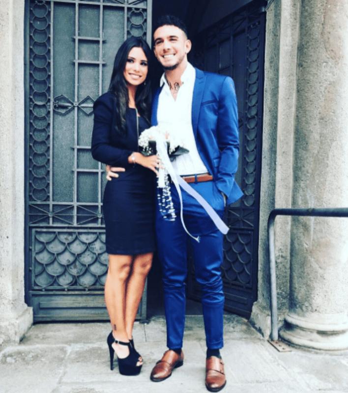 Lucas Peracchi di Uomini e Donne e Silvia Corrias si sono sposati, matrimonio top secret foto news gossip