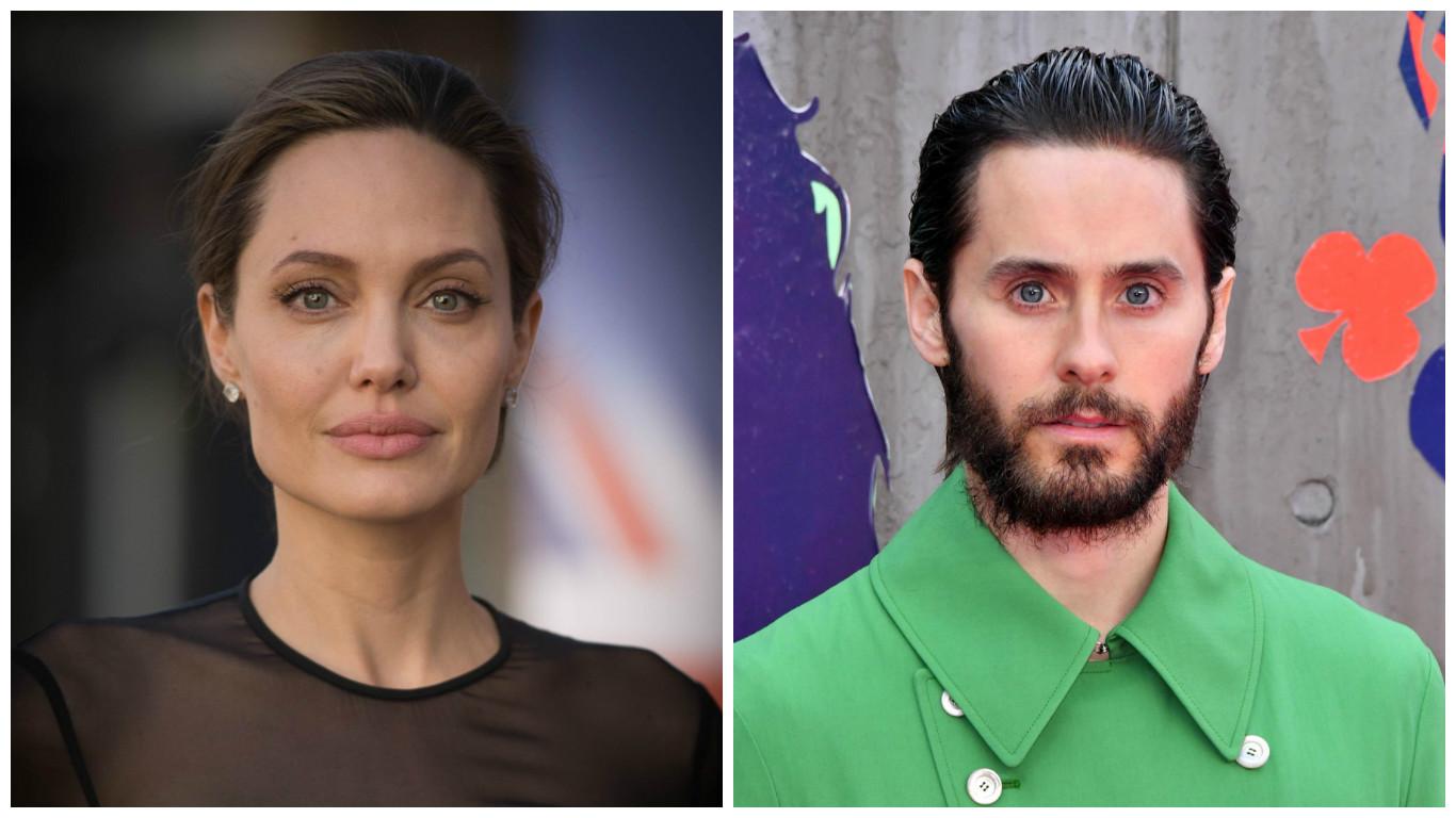 Angelina Jolie e Jared Leto stanno insieme?