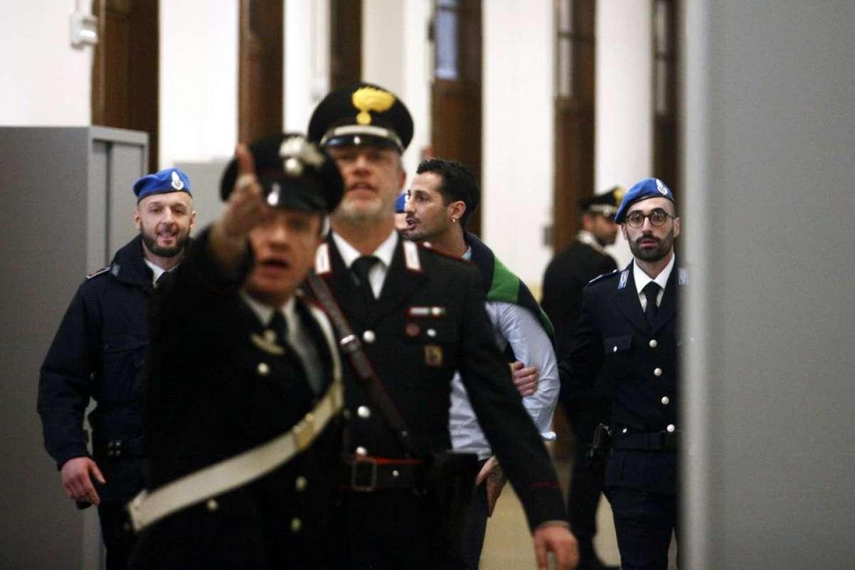 Corona in tribunale a Milano