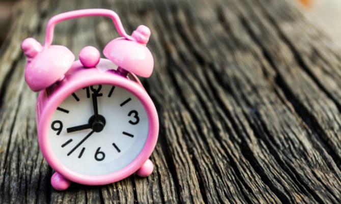 Ora legale: consigli per affrontare il cambio dell'ora