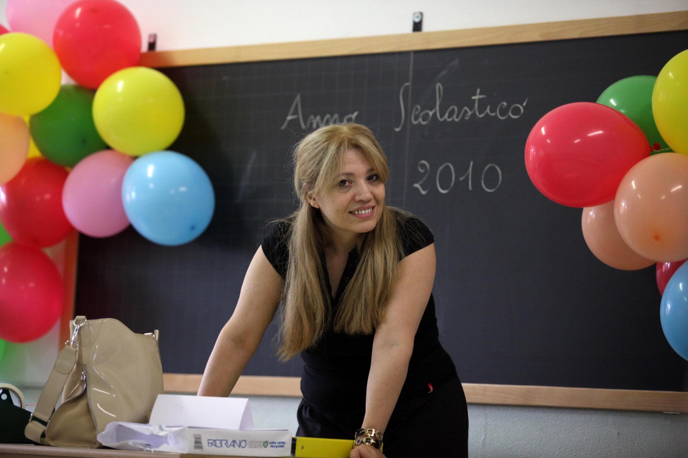 insegnante donna-rapporto Ocse