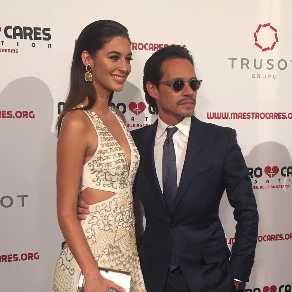 Marc Anthony dimentica la ex moglie Shannon de Lima con la modella Mariana