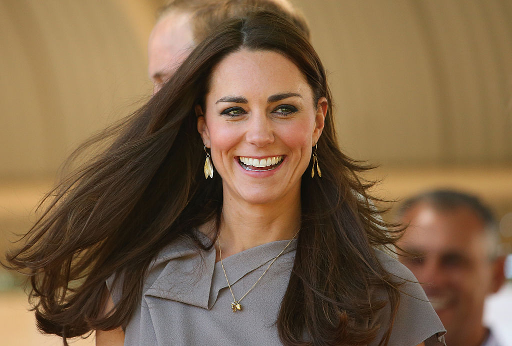 Primo piano di Kate Middleton