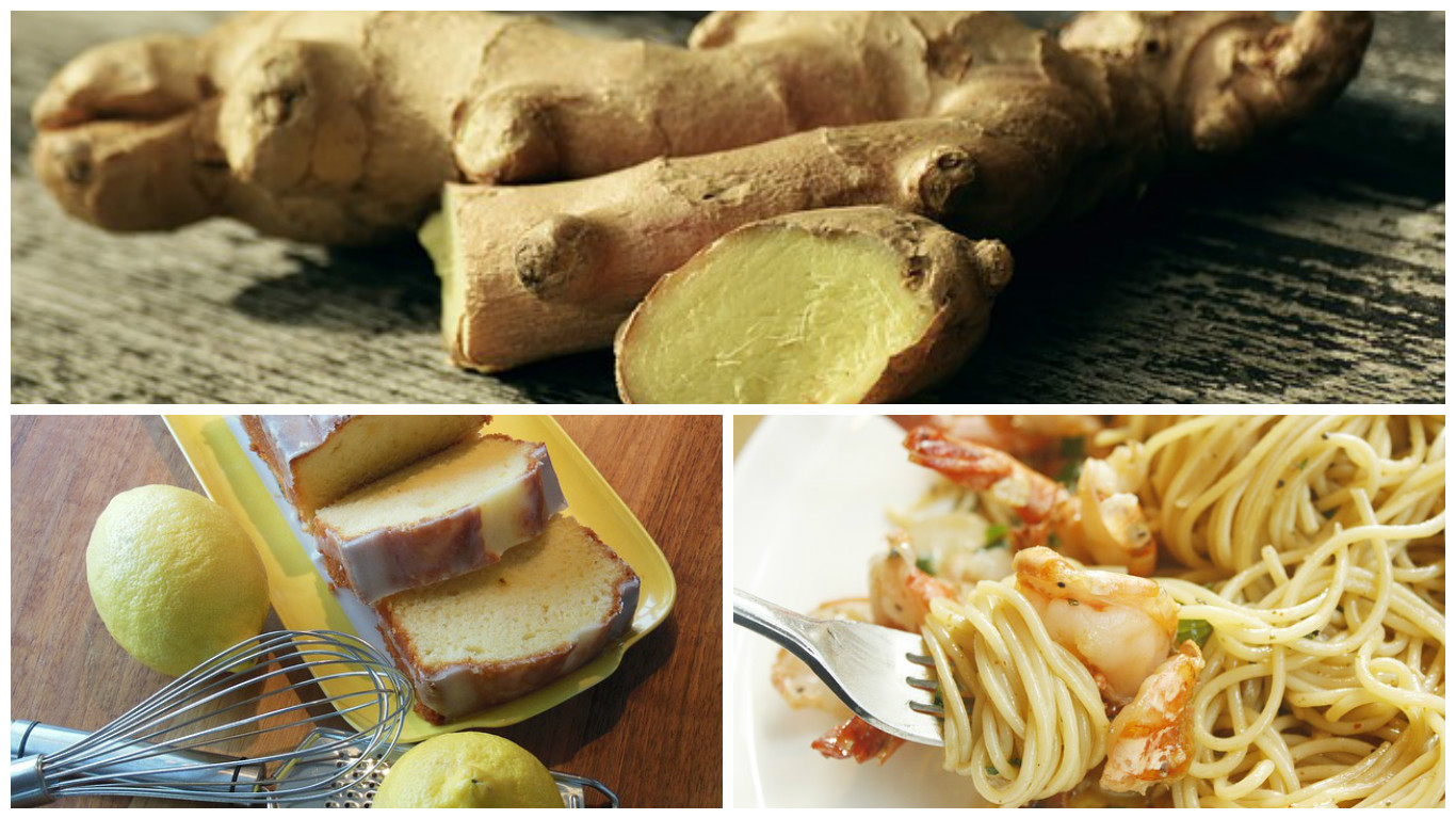 Zenzero e dieta: 3 ricette light e sfiziose con la spezia del momento