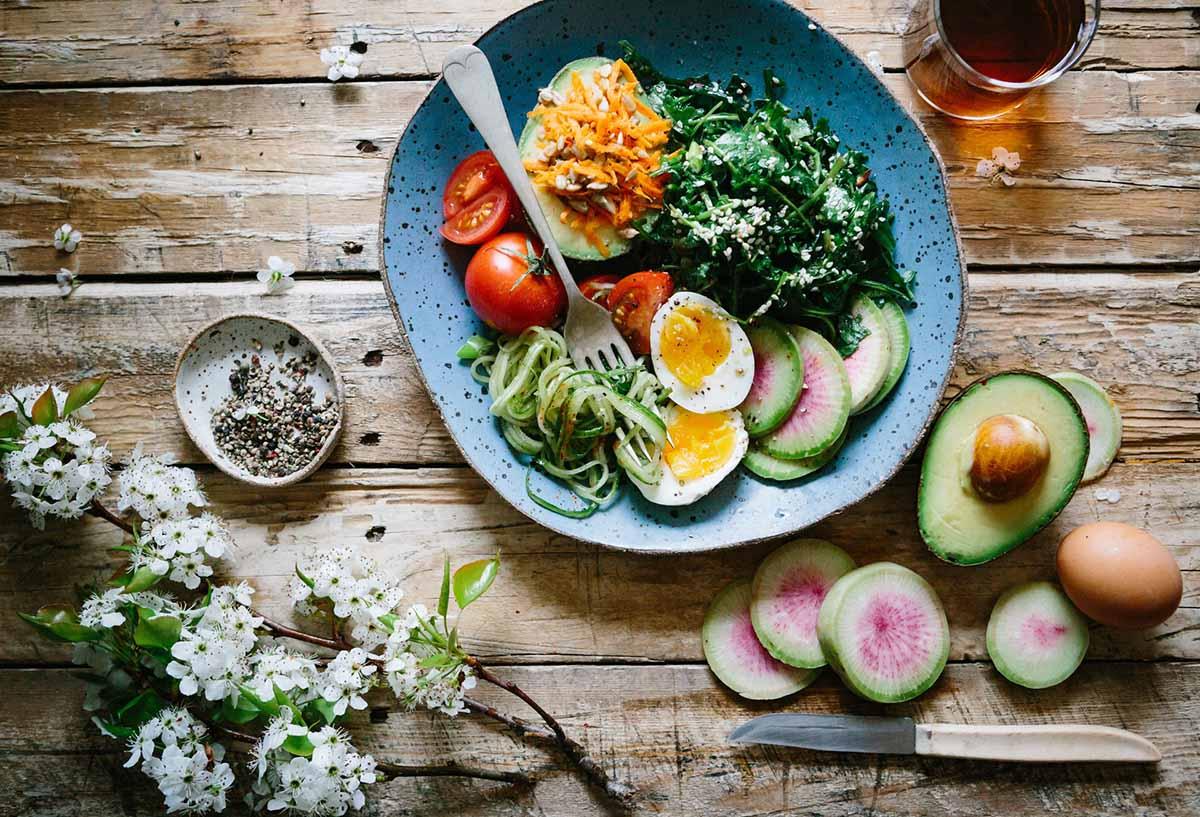 esempio di menù dieta chetogenica