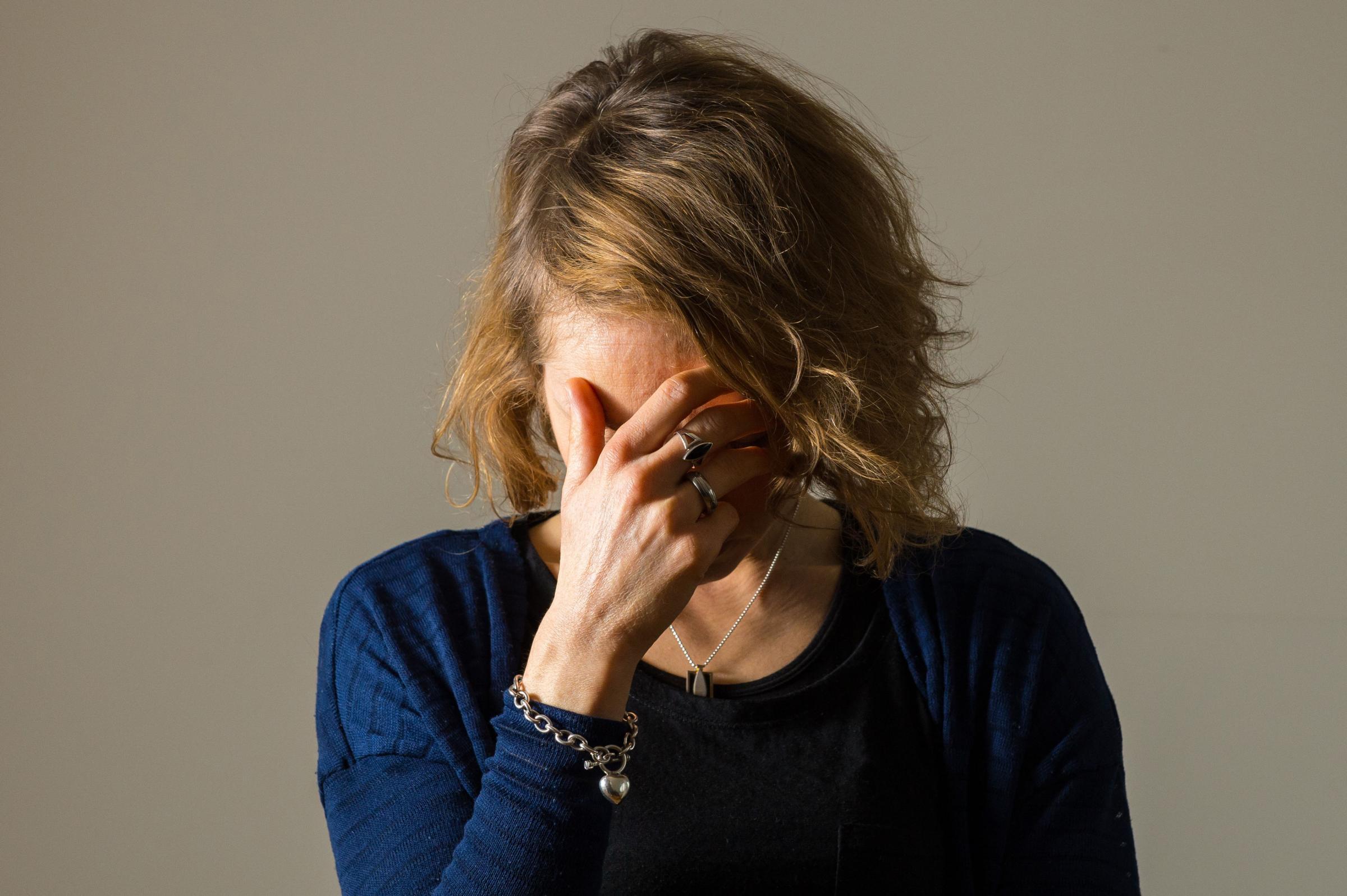 Raffaella Cacciotti vittima di stalking da 18 anni