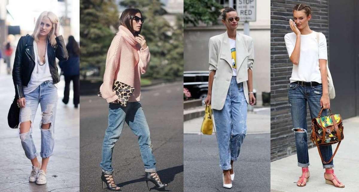 I boyfriend jeans da donna