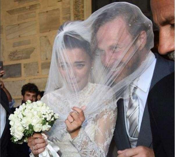 Giusy Buscemi e Jan Michelini si sono sposati: il matrimonio vip