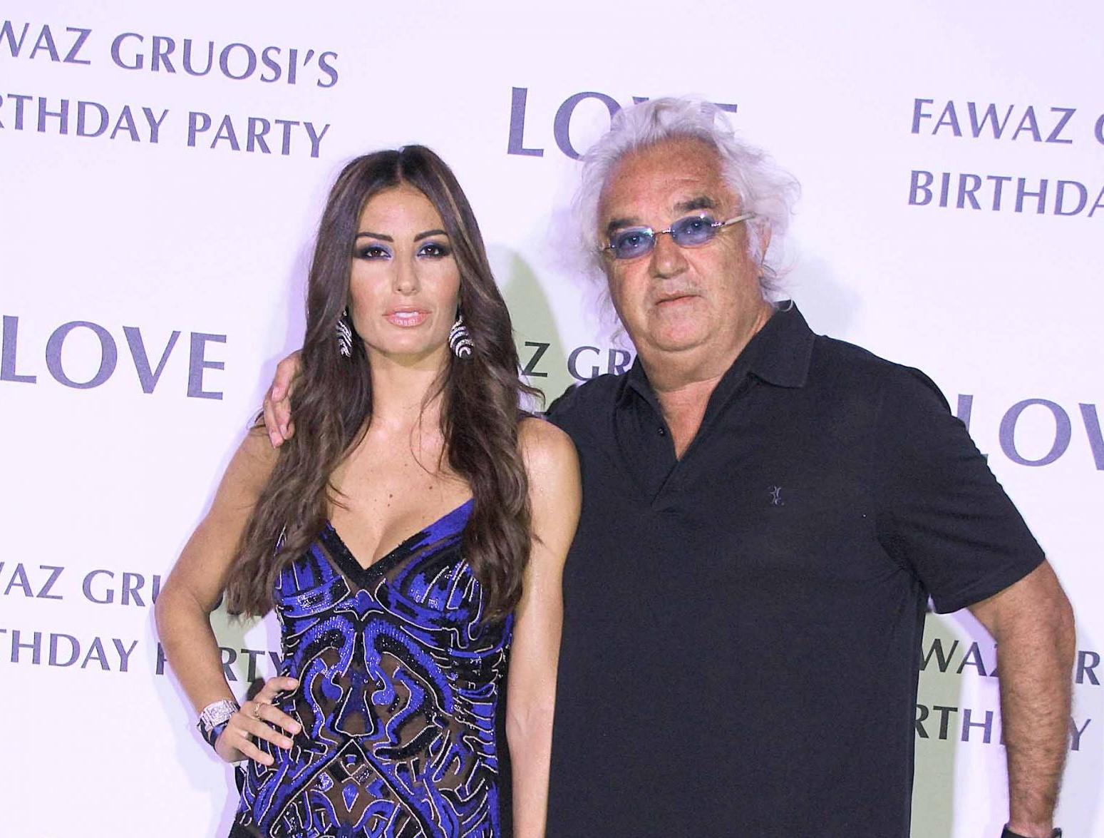 Mega party al Cala di Volpe per i 63 anni del gioielliere svizzero Fawaz Gruosi