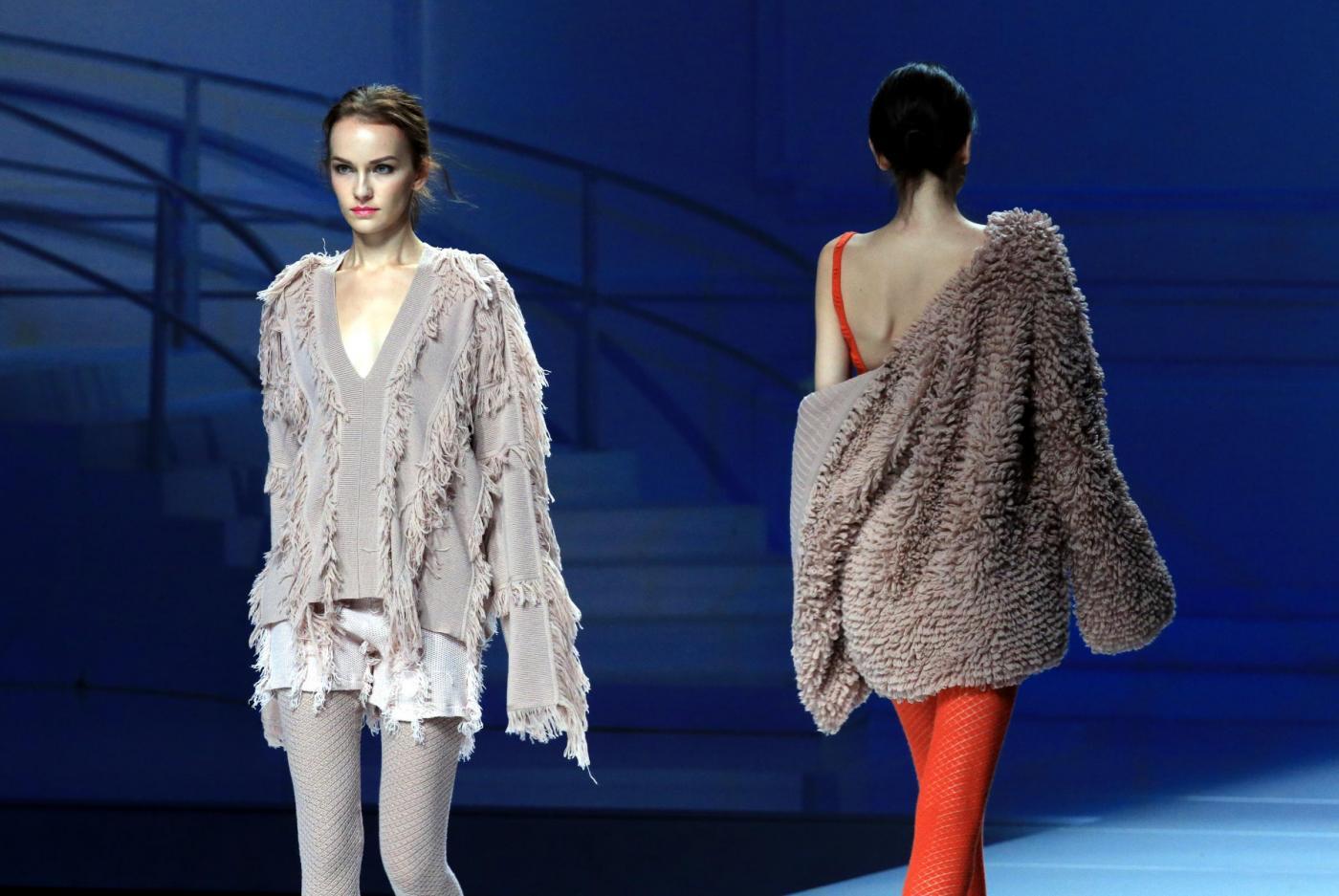Cina, in passerella a Pechino le collezioni della fashion week