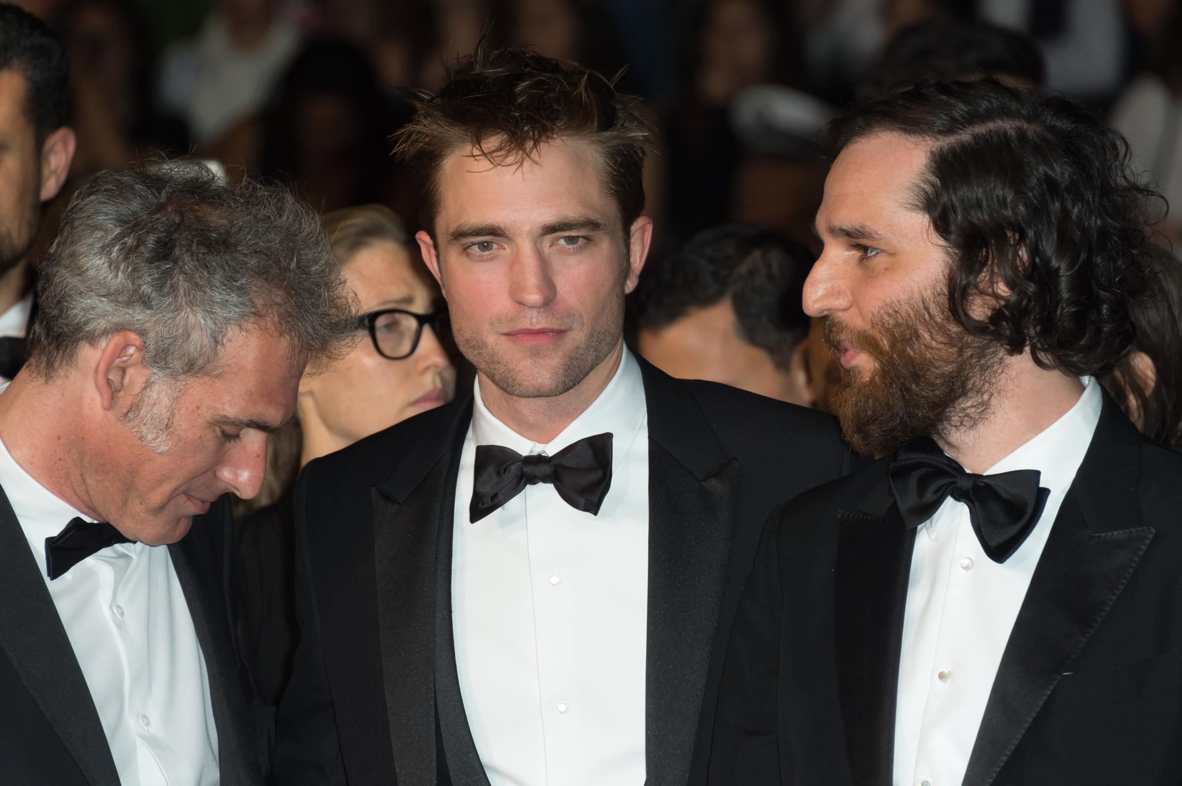 Robert Pattinson a Cannes, con lui la fidanzata FKA Twigs