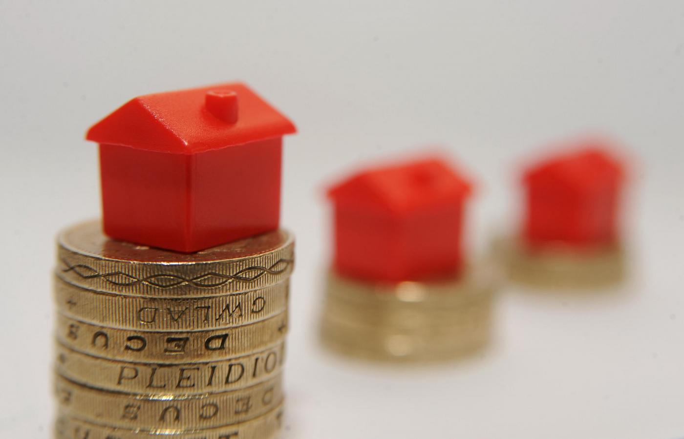 House price discount