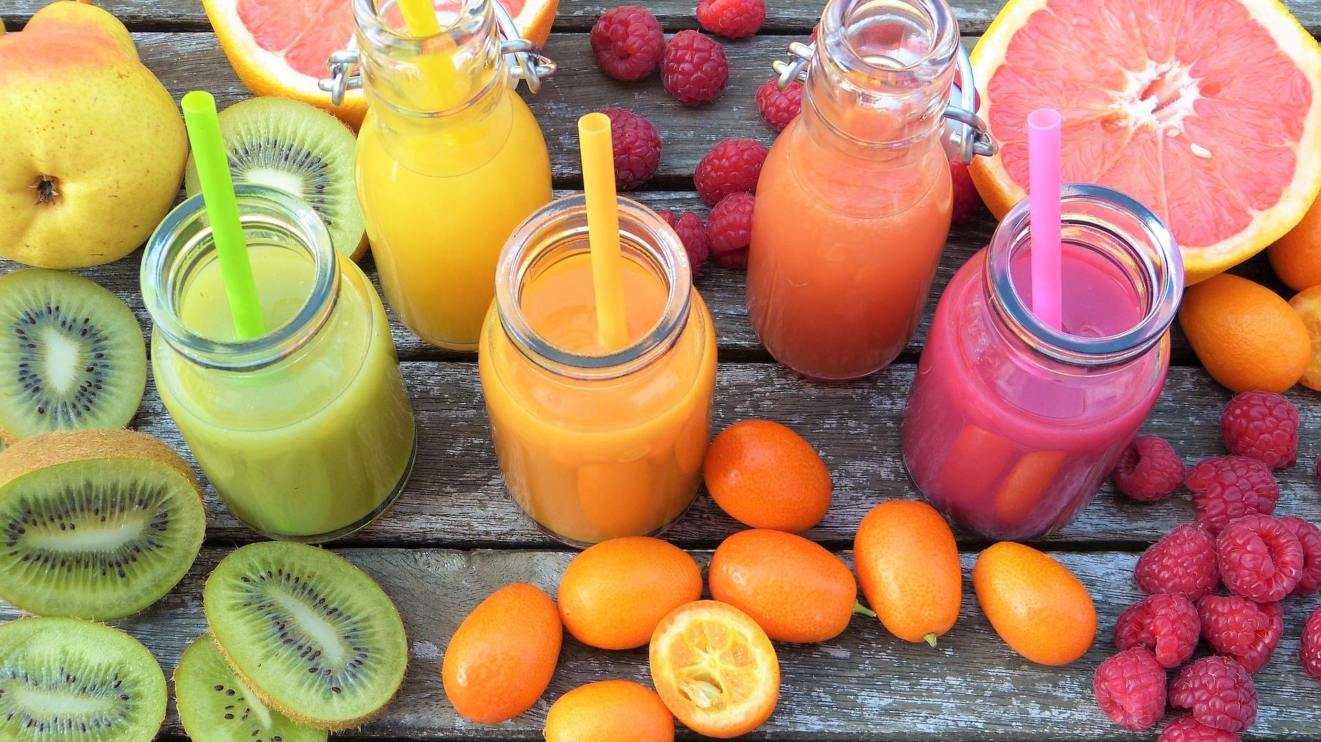 Smoothies detox, 5 ricette per perdere peso e disintossicarsi