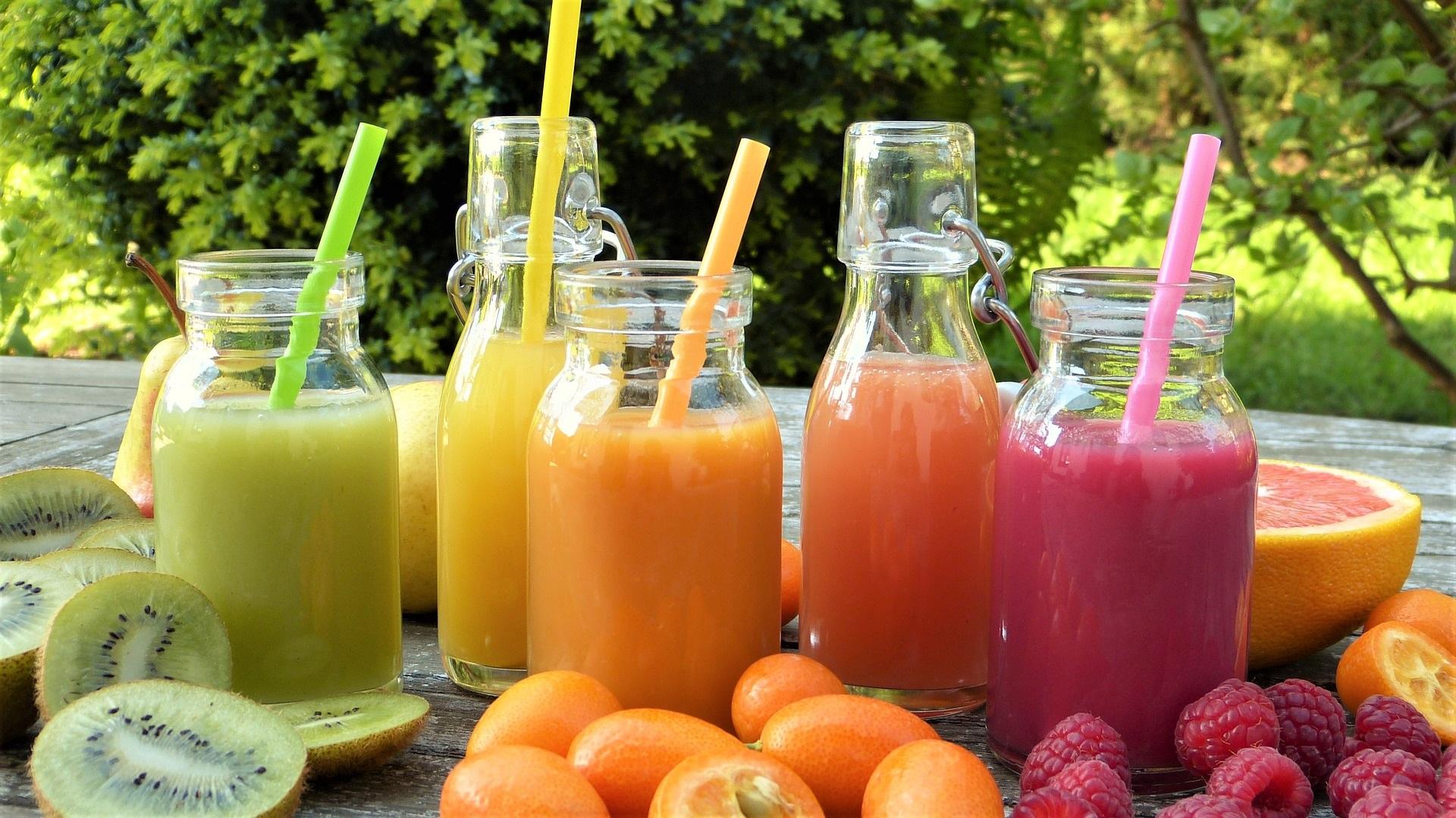 Frullati detox: 5 ricette per disintossicare l'organismo