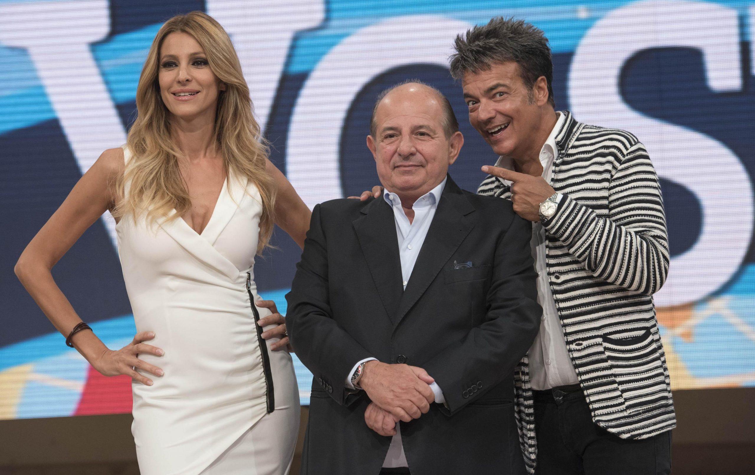Magalli sarà l'unico conduttore de I Fatti Vostri, addio Adriana Volpe