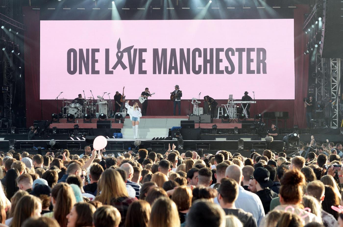 One Love Manchester, concerto di beneficenza