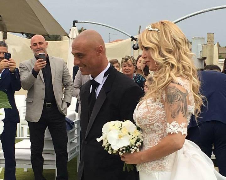Roberta Bruzzone si è sposata: il matrimonio della criminologa della tv
