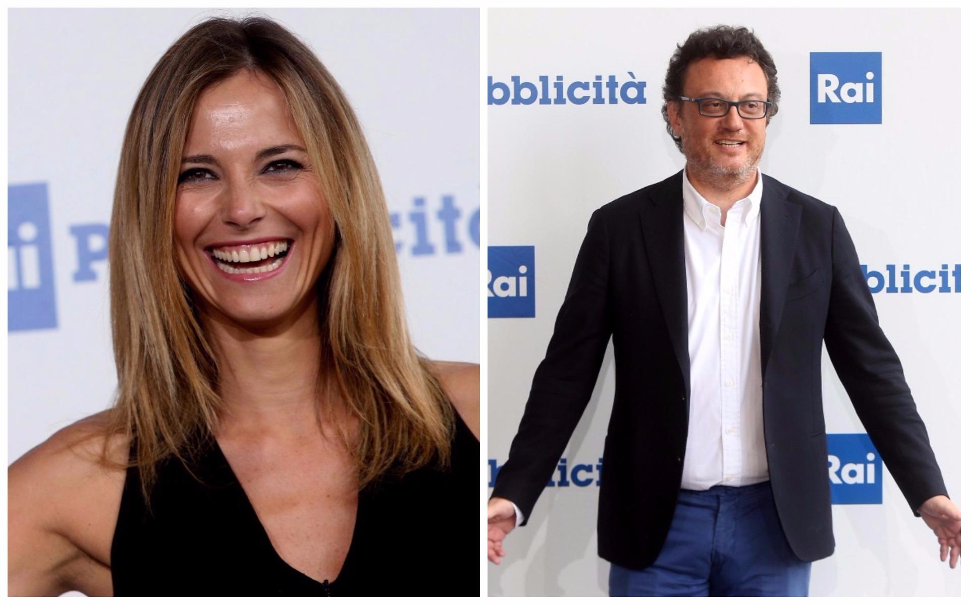 La conduttrice Francesca Fialdini e il direttore della Rai Mario Orfeo stanno insieme?