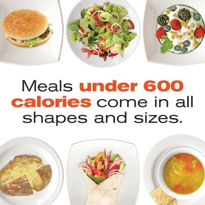600 calorie pasti