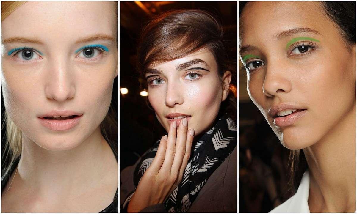Floating eyeliner: la nuova tendenza make up occhi in voga su Instagram