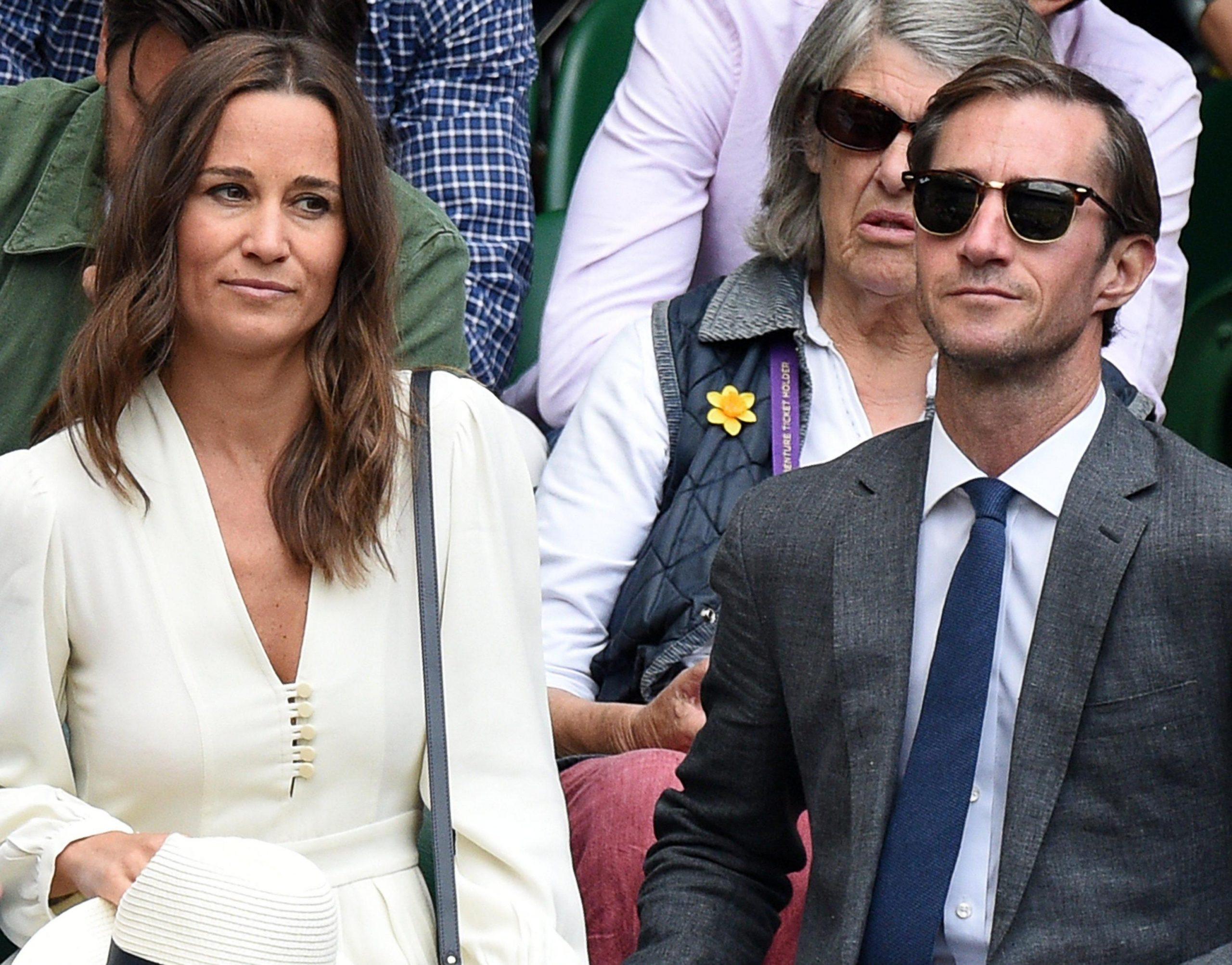 Pippa Middleton è incinta? La conferma da una fonte anonima