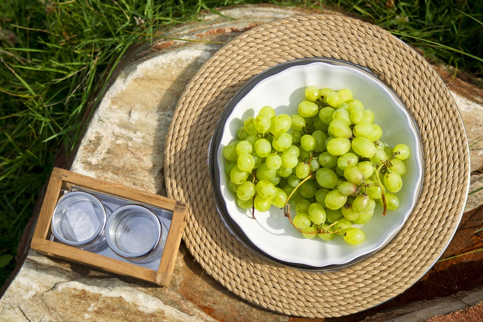 Dieta dell'uva per dimagrire: menù e schema del regime disintossicante