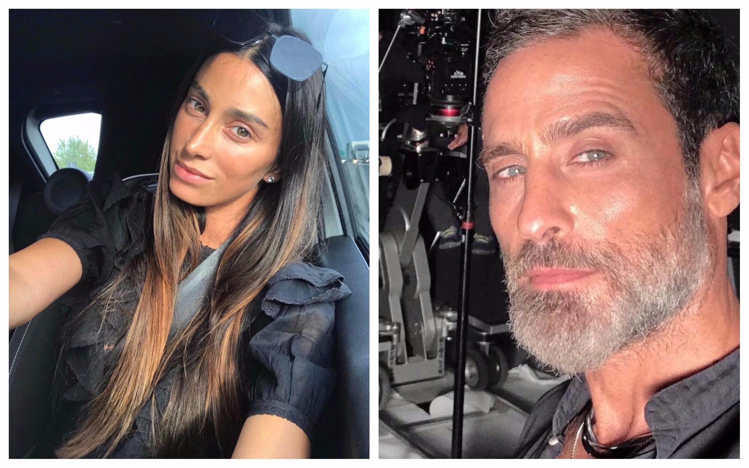 Raz Degan dimentica Paola Barale con Giorgia Gabriele