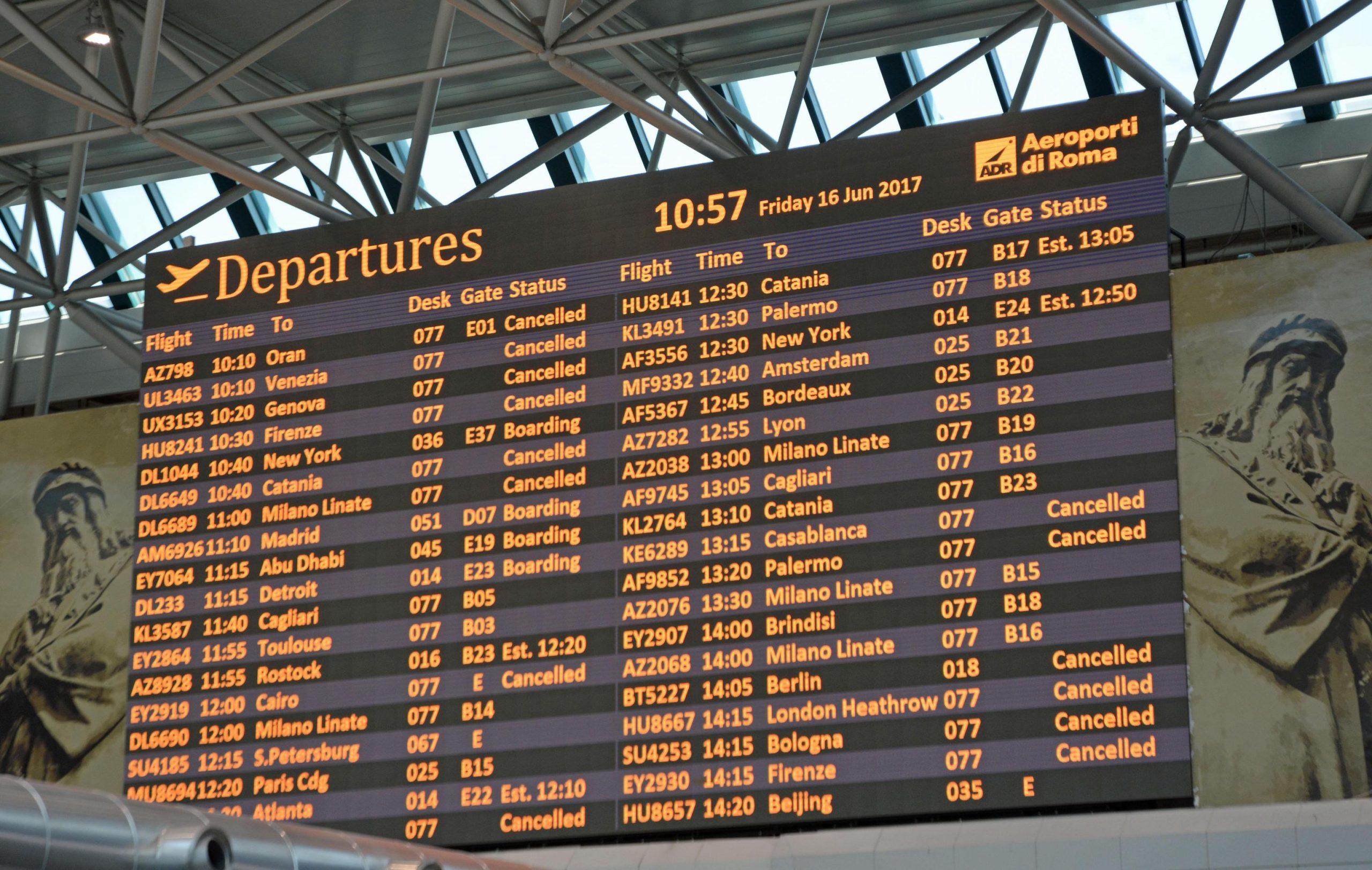 Come funzionano i rimborsi delle compagnie aeree: tutto quello che c'è da sapere