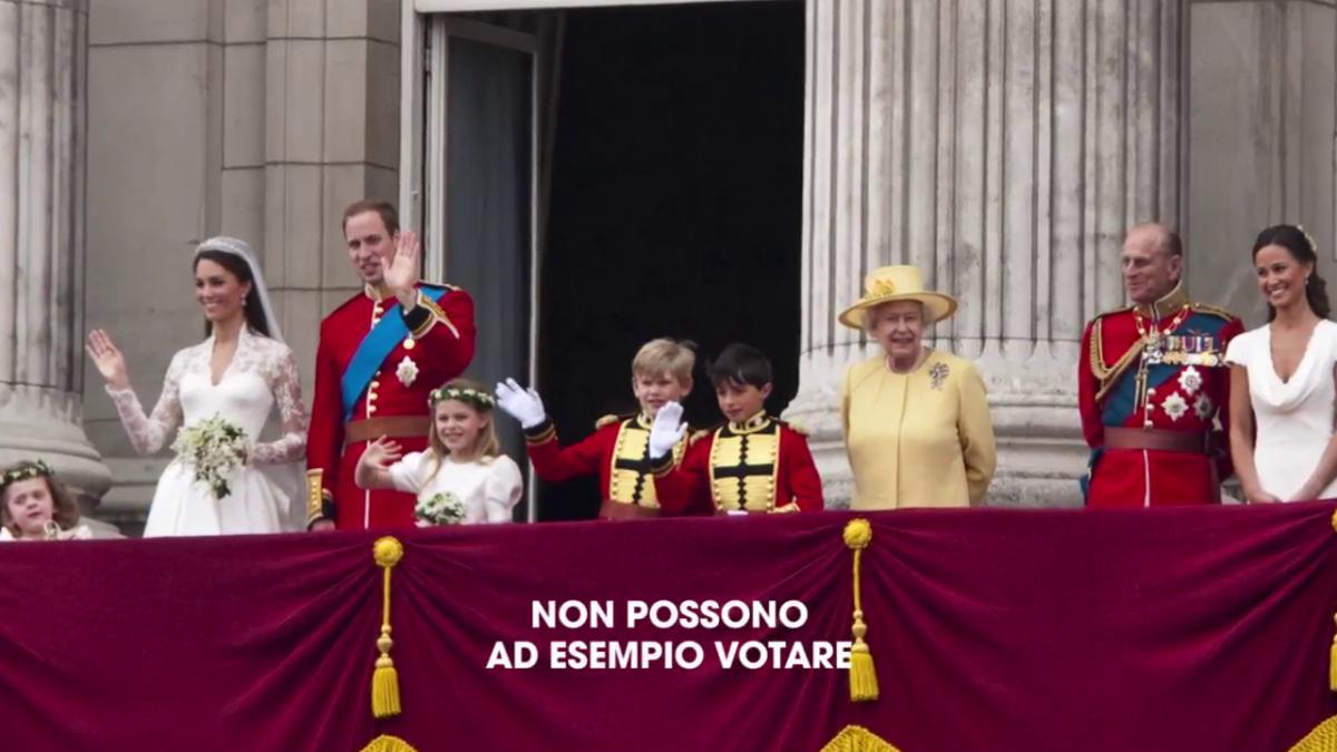 Protocollo della famiglia reale inglese tra curiosità e divieti
