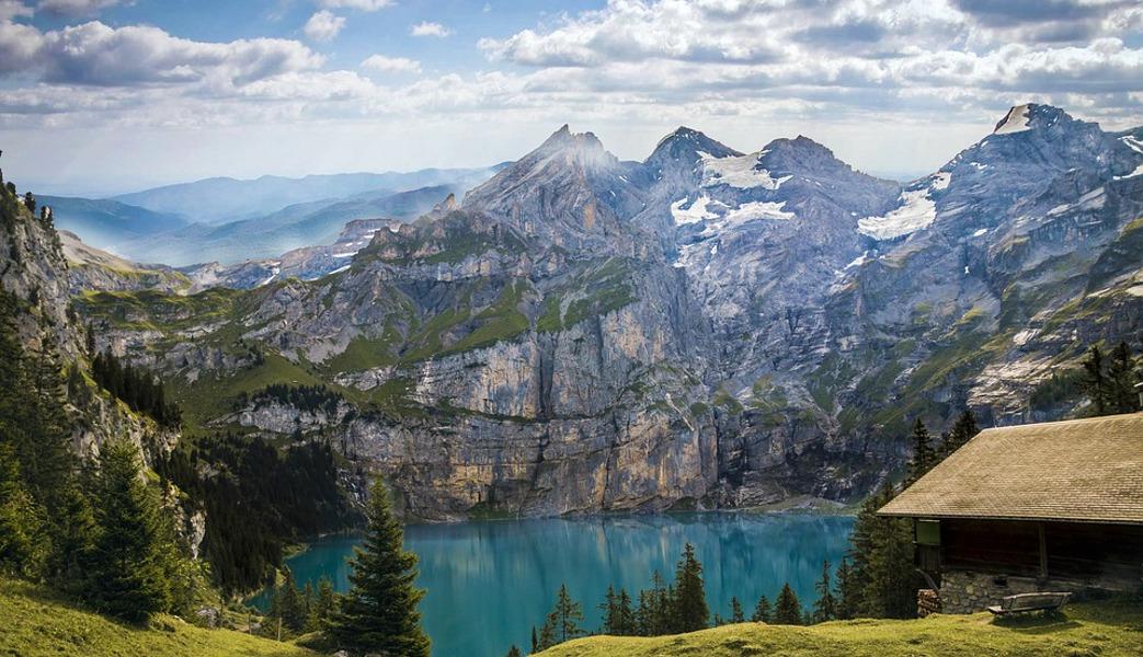 Svizzera natura estate