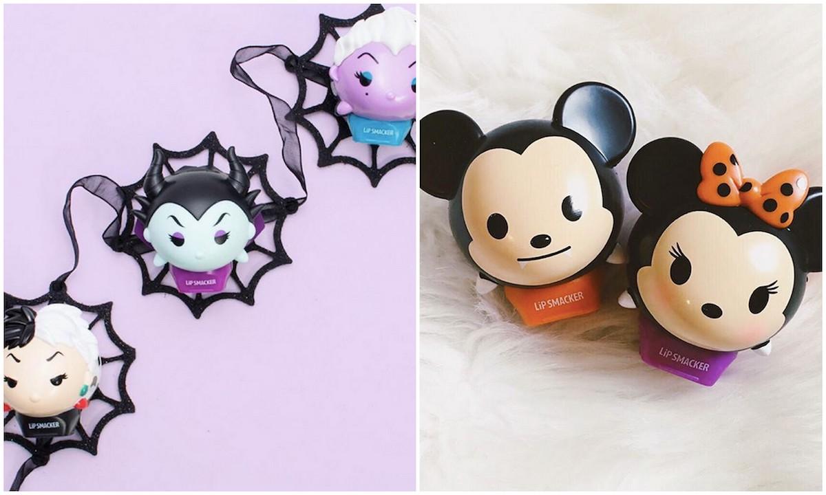 Lip Smacker lancia i rossetti per Halloween ispirati ai cattivi Disney