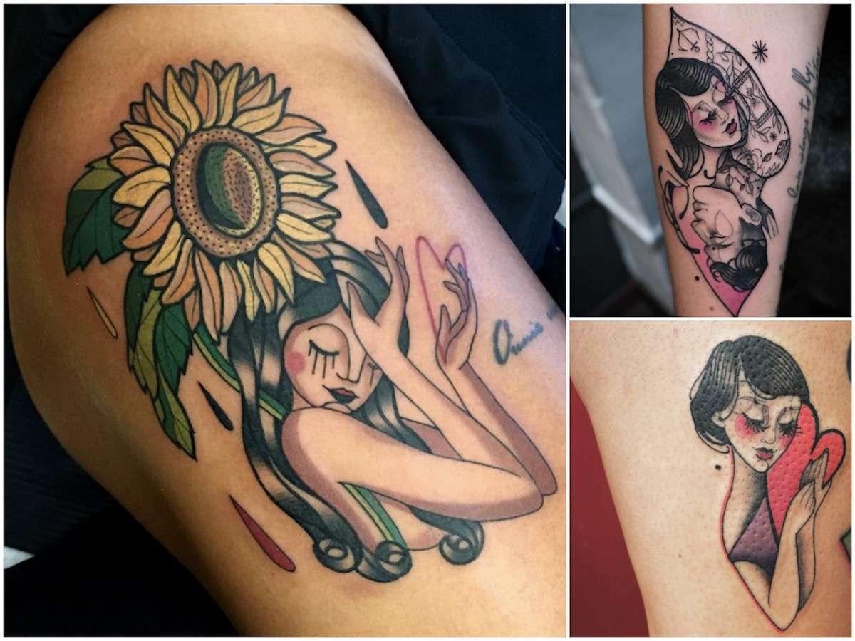 Tatuaggi eleganti, le idee più raffinate per tattoo gentili e delicati