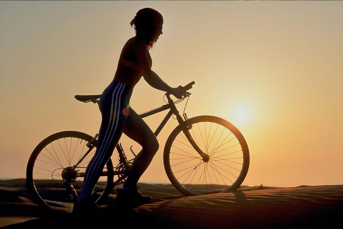 dimagrire in bici