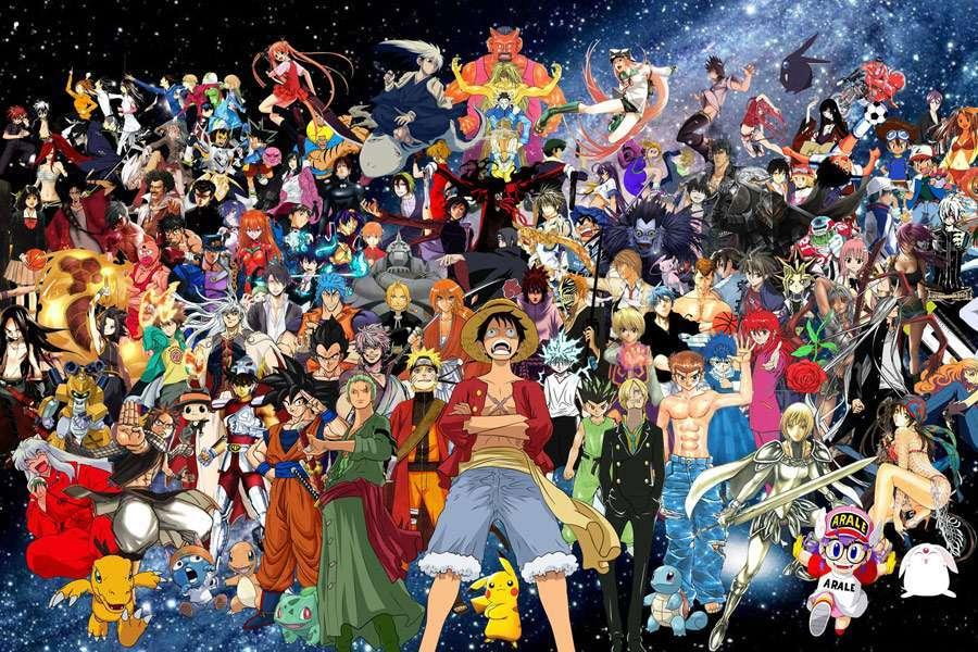 Cartoni animati giapponesi trasmessi in Italia: la lista completa