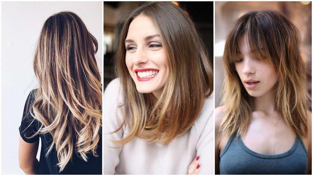 Shatush biondo platino, miele, chiaro, scuro e per capelli castani: i colori più belli
