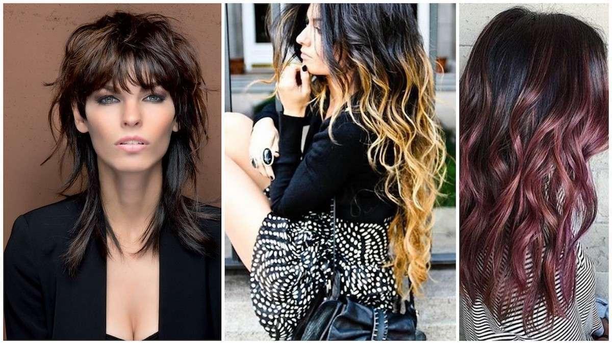 Shatush su capelli scuri: quale colore scegliere e come farlo