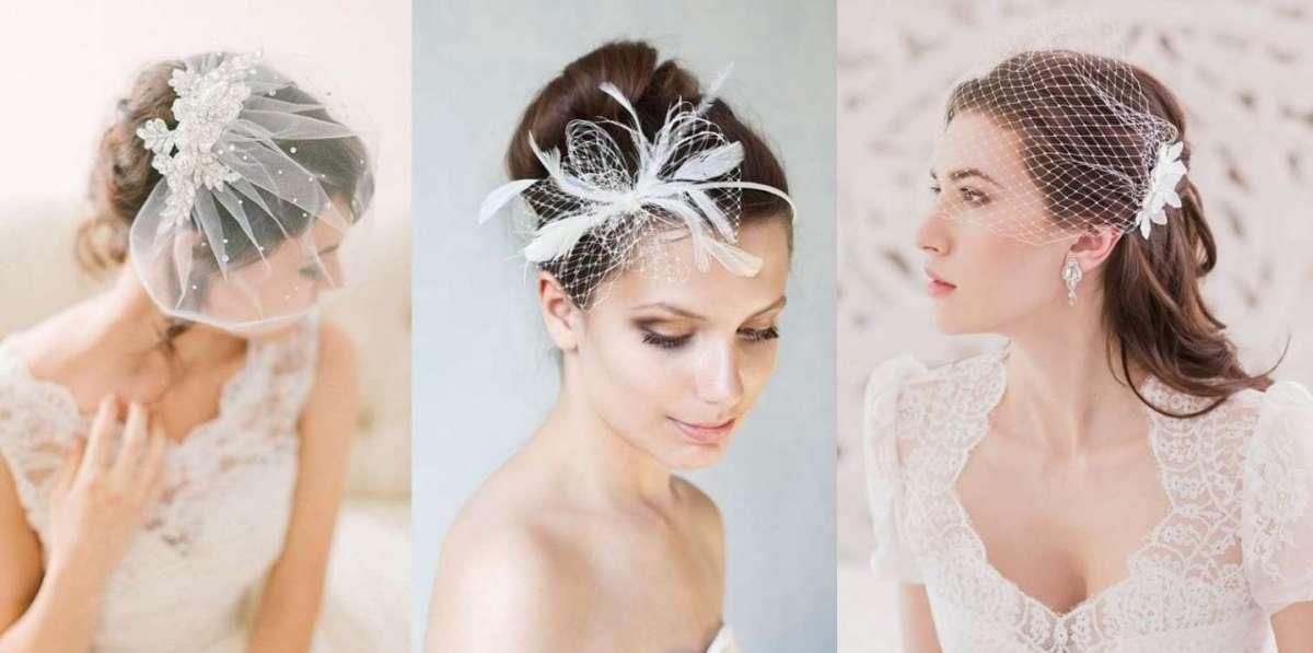 Veletta da sposa vintage e fai da te: i modelli più belli